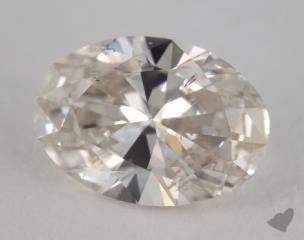 oval1.21 Carat ISI2
