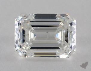 emerald0.93 Carat ISI2