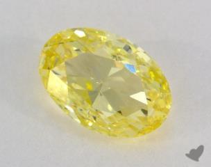 oval0.70 Carat  yellowSI2