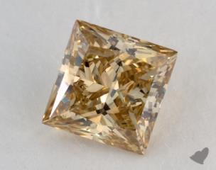 princess1.78 Carat fancy deep brownish yellowSI2