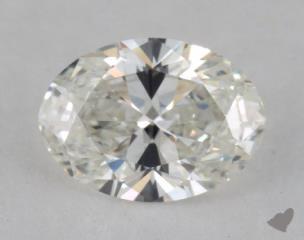 oval0.80 Carat GSI2