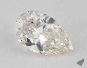 pear0.71 Carat ISI1