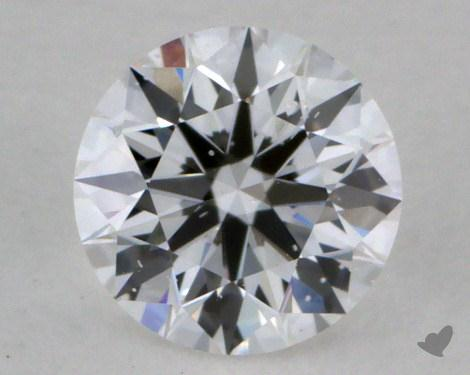 <b>0.41</b> Carat D-SI2 Excellent Cut Round Diamond