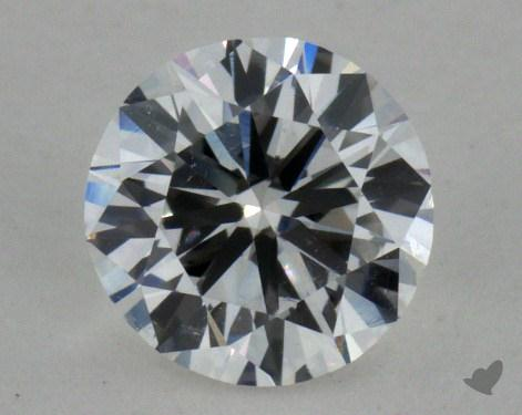 <b>0.72</b> Carat D-SI1 Very Good Cut Round Diamond