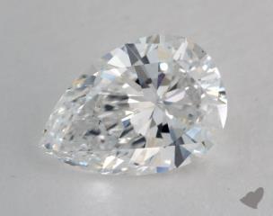 pear2.71 Carat DVS2