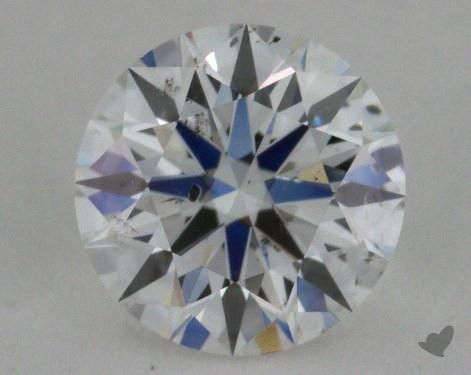 <b>0.71</b> Carat E-SI2 Round Diamond