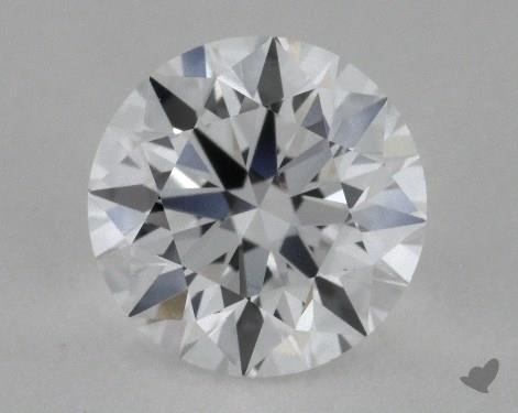 <b>1.01</b> Carat D-SI1 True Hearts<sup>TM</sup> Ideal Diamond