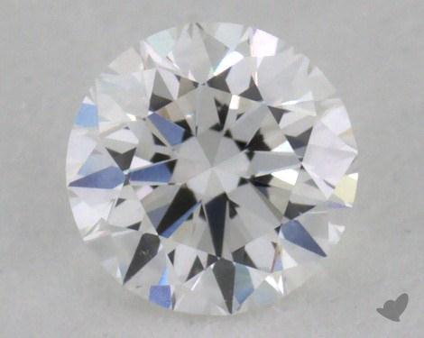 <b>0.31</b> Carat E-VS2 Excellent Cut Round Diamond