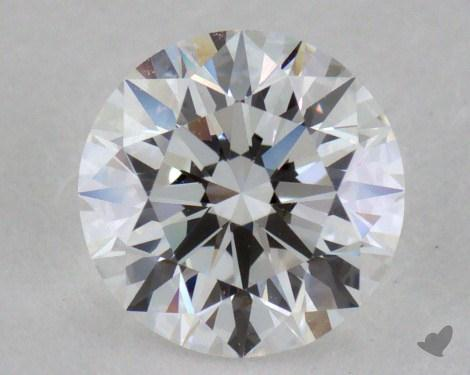 <b>0.90</b> Carat E-VVS1 Excellent Cut Round Diamond