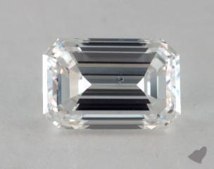 emerald0.90 Carat FSI2