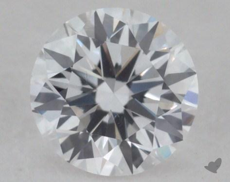 <b>0.31</b> Carat D-VS1 Good Cut Round Diamond