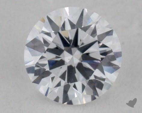 <b>0.30</b> Carat D-VS1 Very Good Cut Round Diamond