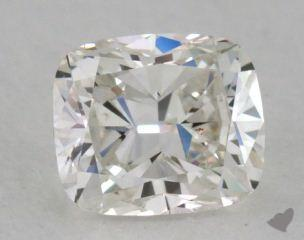cushion0.50 Carat HSI1