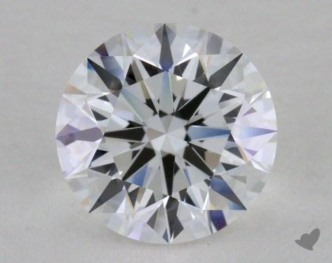 <b>2.02</b> Carat E-VVS1 Excellent Cut Round Diamond