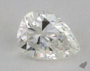 pear0.99 Carat HVS2