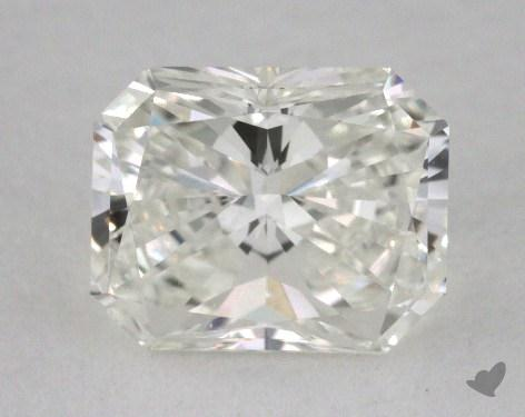 <b>0.90</b> Carat J-VS1 Radiant Cut Diamond