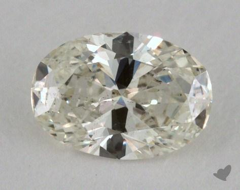 <b>1.01</b> Carat D-SI2 Oval Cut Diamond