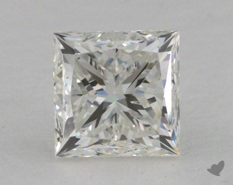 <b>1.03</b> Carat D-VS2 Princess Cut Diamond
