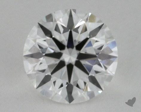 <b>0.72</b> Carat D-SI2 Excellent Cut Round Diamond