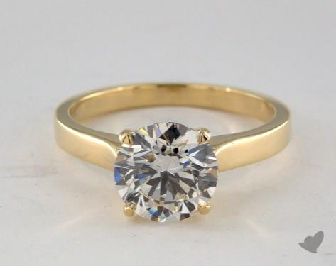 Yellow Gold Engagement Rings Design Your Own Photos