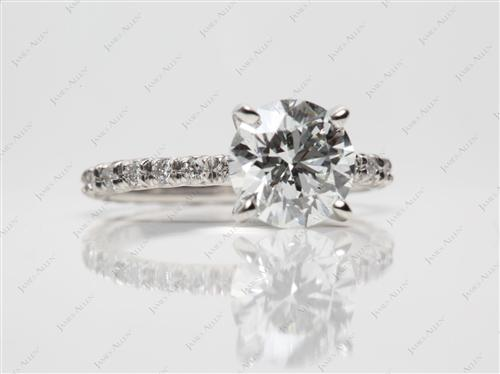 Platinum  Wedding Sets Jewelry