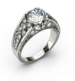 Custom Vintage Ring