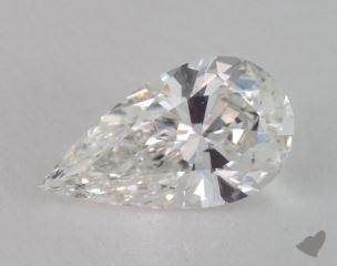 pear1.59 Carat GVS2