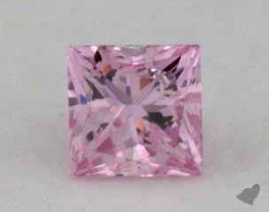 princess0.18 Carat fancy purplish pink