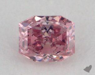 emerald0.20 Carat fancy intense pink