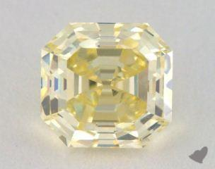 emerald1.17 Carat fancy light yellowSI2