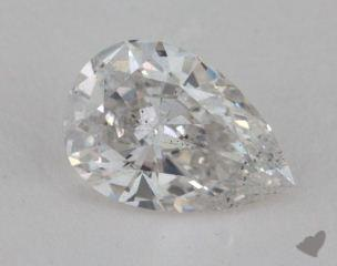 pear1.53 Carat GSI2