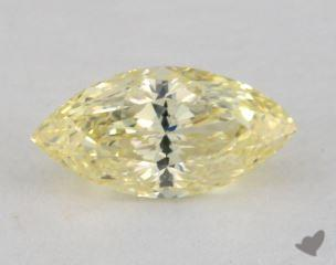 marquise0.71 Carat fancy yellowVS1