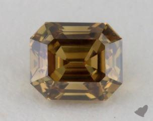 emerald0.23 Carat fancy deep brownish greenish yellowVS2