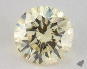 round0.70 Carat light yellowSI2