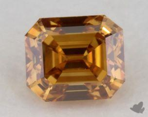 emerald0.37 Carat fancy deep yellowish orangeSI1