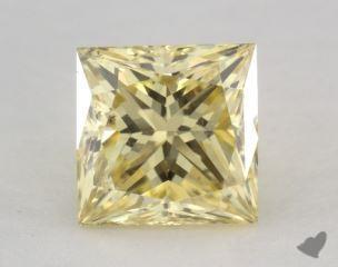 princess1.87 Carat fancy yellowSI2