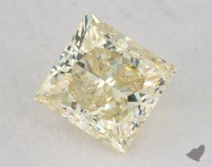 princess1.07 Carat light yellowI1