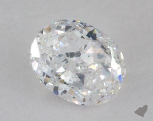 oval0.80 Carat DSI2