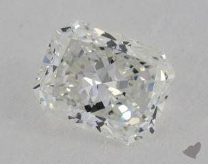 radiant1.07 Carat GVS2