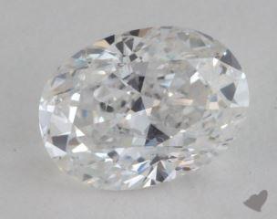 oval0.91 Carat DSI2