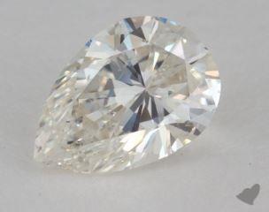 pear0.90 Carat JSI1