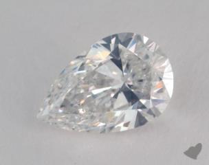 pear2.01 Carat FSI1