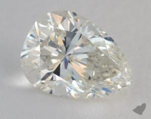 pear3.53 Carat HSI2