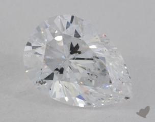 pear1.50 Carat DSI2