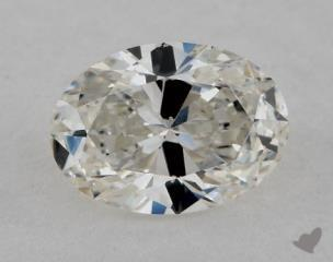 oval1.07 Carat ISI1