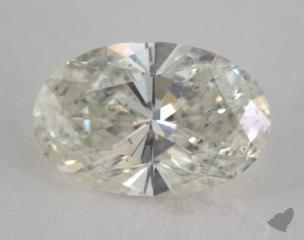 oval1.50 Carat JI1