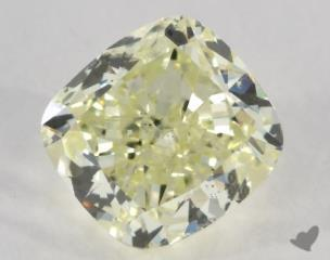 cushion0.90 Carat  yellowSI2
