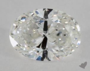 oval1.00 Carat HSI1