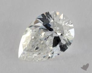 pear0.90 Carat GSI2