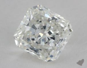 radiant0.72 Carat GVS2